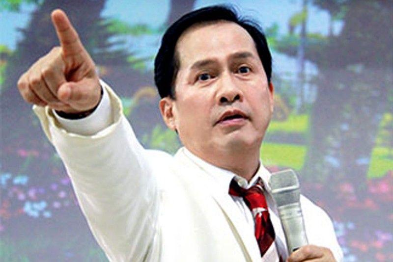 Apollo Quiboloy, Son of God, Mindanao Earthquake