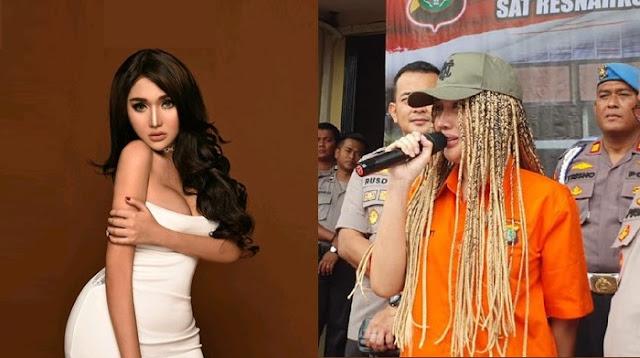 Polisi Ungkap Perjalanan Transgender Lucinta Luna