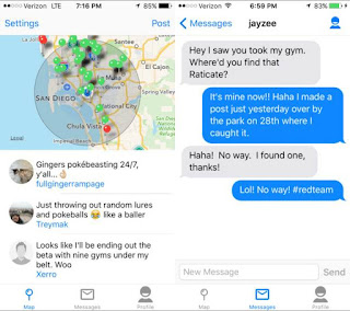 Aplikasi Chat untuk Pokémon Go: Temukan Pokémon dan Teman Baru!
