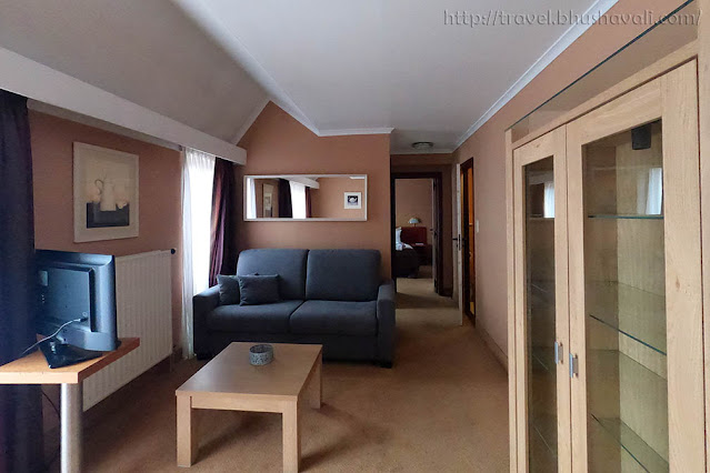 Rooms Hotel Quartier Latin Famenne Ardennes
