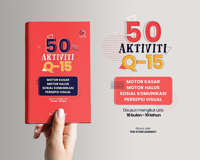 Ebook 50 Aktiviti Q15 - Percuma dari GymCademy
