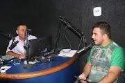 Prefeito eleito de Bom Princípio do Piauí concede entrevista à Rádio Igaraçu FM de Parnaíba