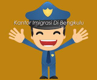 Alamat Kantor Imigrasi Bengkulu