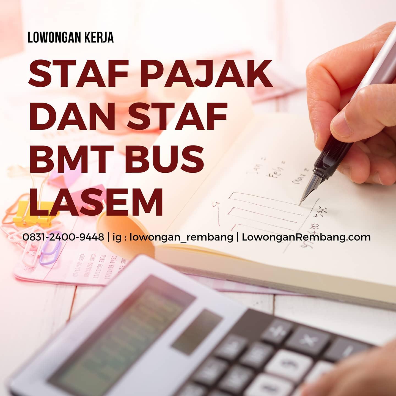 bmt bus - lowongan rembang