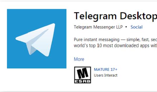 Download Telegram PC cho máy tính Windows miễn phí a