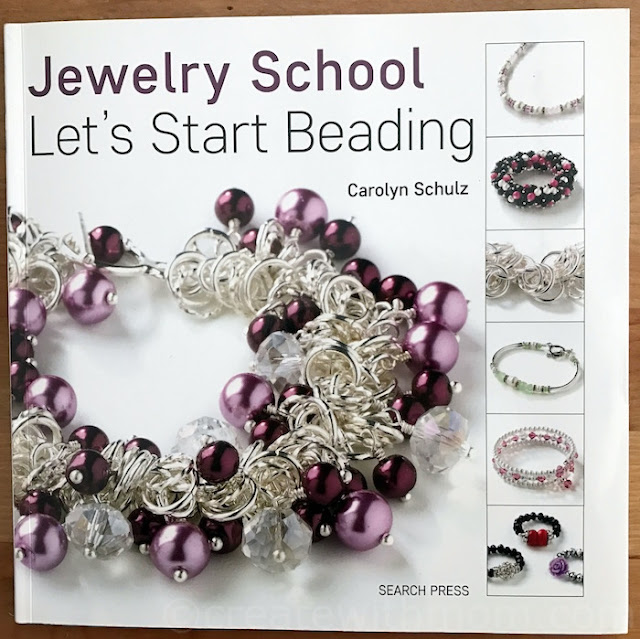 making jewellery bead
