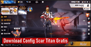 Cara Mendapatkan Scar Titan