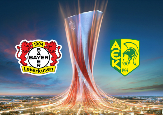 Bayer Leverkusen vs AEK Larnaca - Highlights 04 October 2018