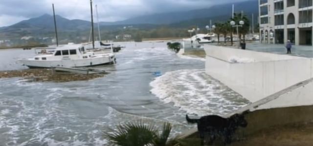Montée du niveau de la mer en France, une catastrophe annoncée (vidéo)