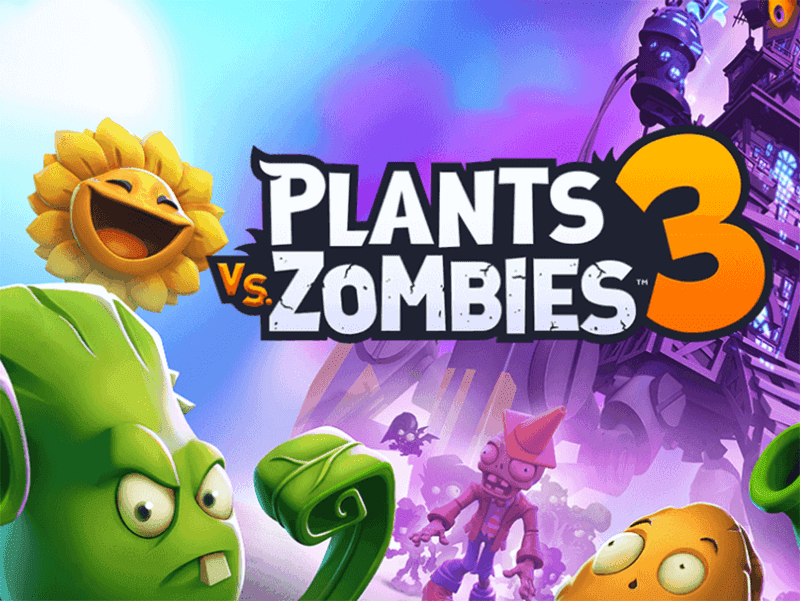 Soft launch of Plants vs Zombies 3 begins in the Philippines