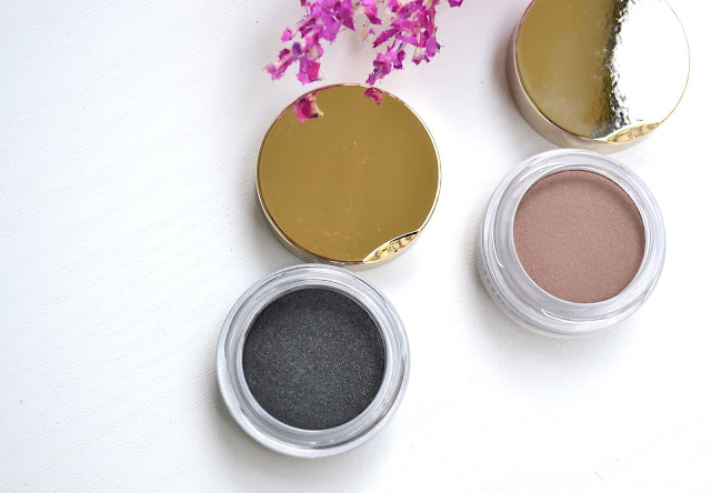 GIVEAWAY | Clarins Ombre Matte Eyeshadows in Carbon and Rosewood