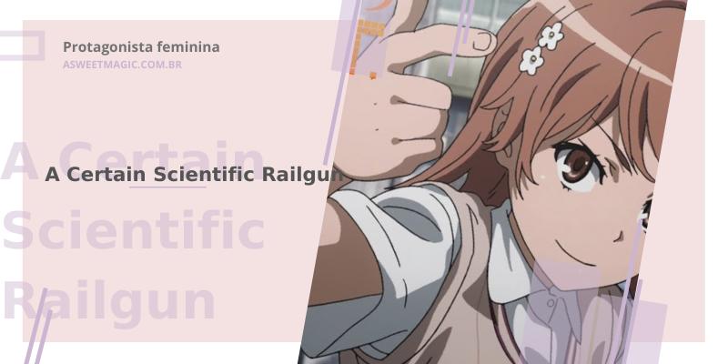 23 Animes com Protagonistas Femininas Fortes!