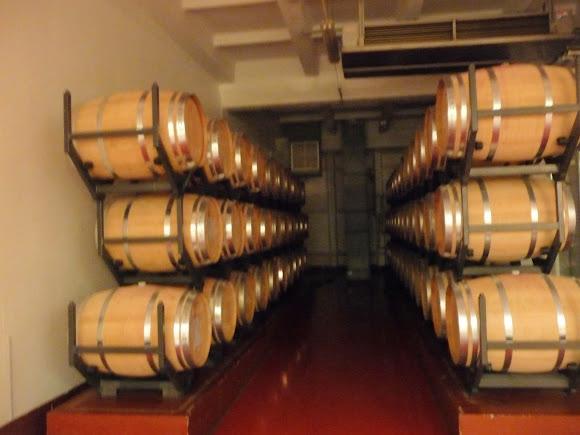 Шабо. Центр культуры вина. Дегустационный зал