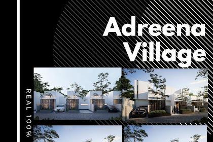 Perumahan Syariah Adreena Village Cileungsi