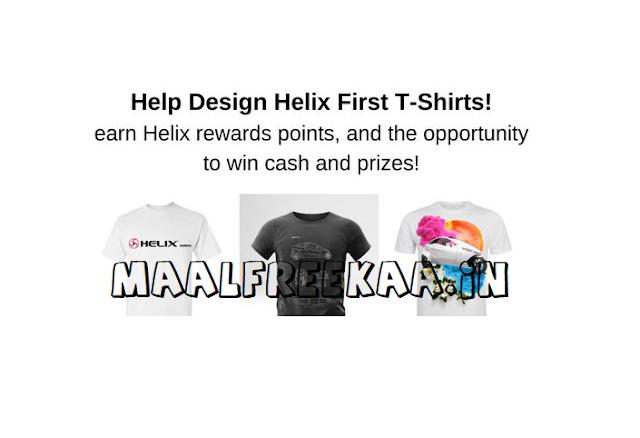 Design T-Shirt & Win Big Cash Prizes