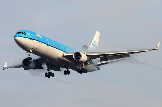 KLM Royal Dutch Airlines McDonnell Douglas MD-11