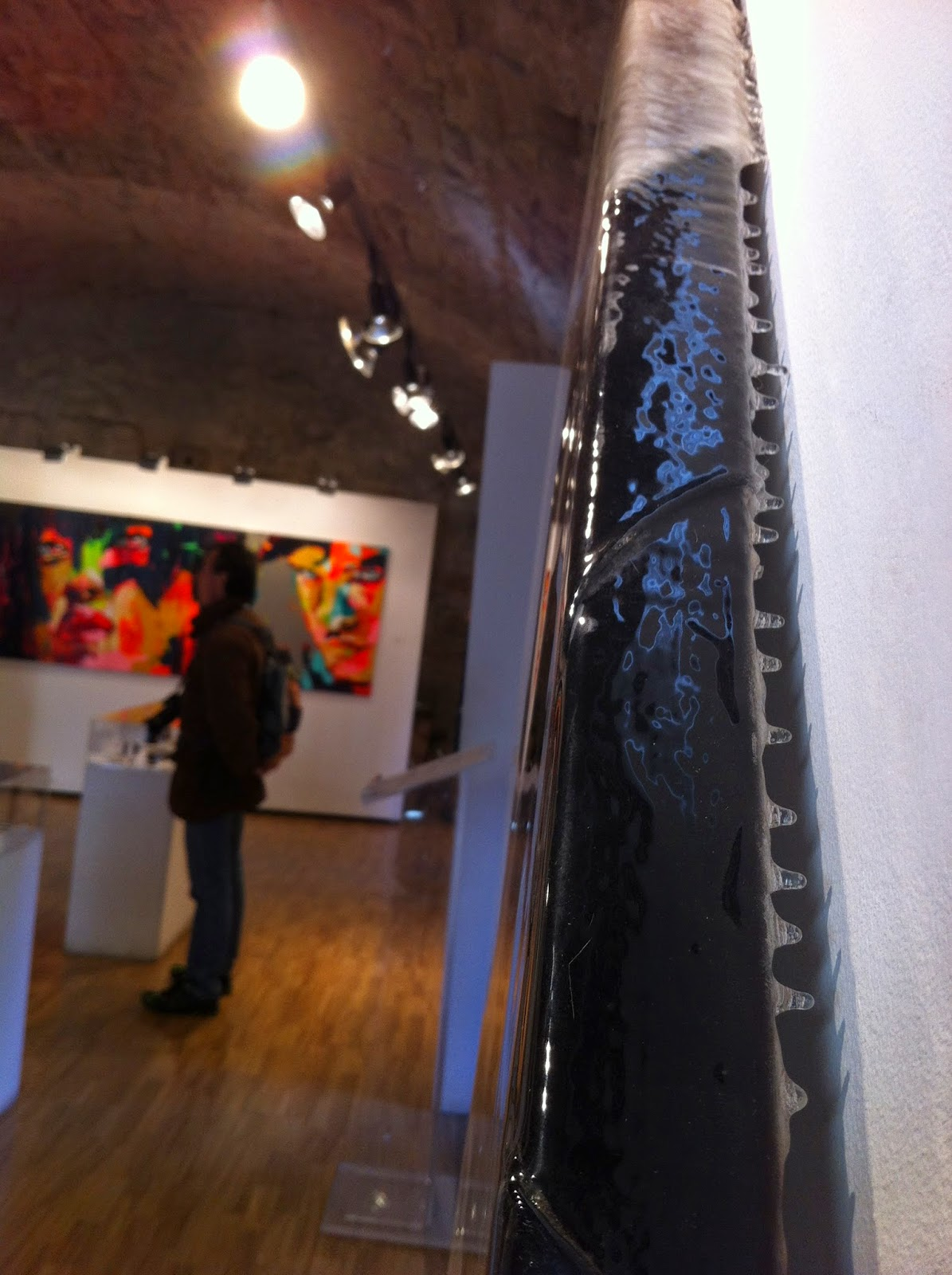 Christiaan Lieverse, resina poliuretano, composites, arte, vanguardia