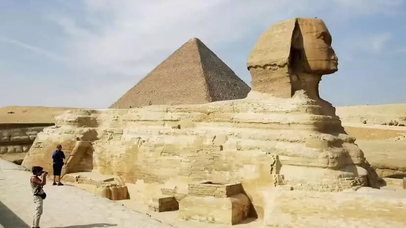 Piramida Mesir Dibangun menggunakan Landai, Bukan Teknologi Asing
