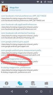 dialog mega run hack download