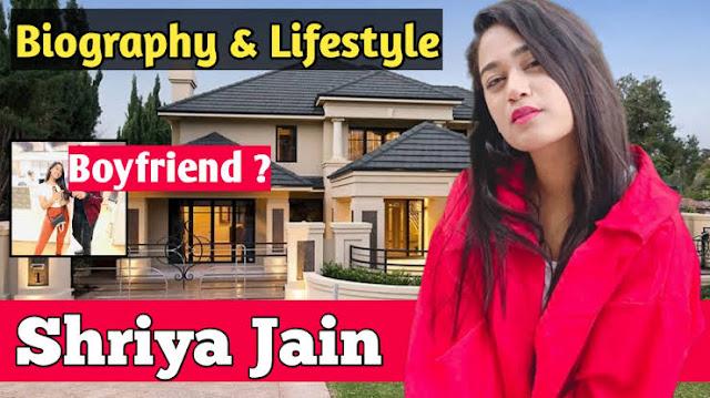Shriya Jain (Singer & Muser) Biography, Lifestyle, Income, House | Emptiness Song | Tiktok Star