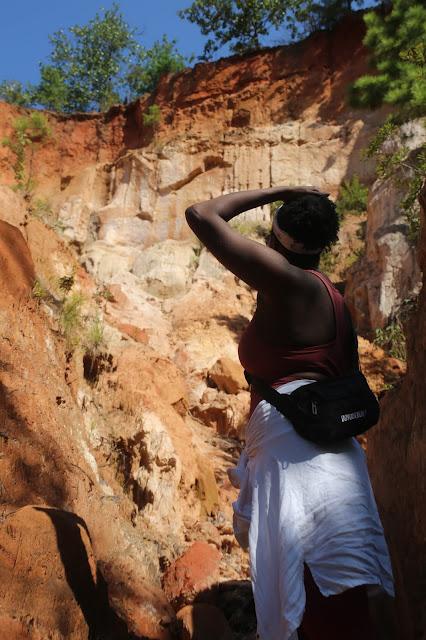 providence canyon, explore Georgia, state park