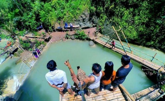 Air Terjun Kedung Pedut – Kulon Progo, Yogyakarta