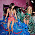 Gigi Hadid shares a MOMENT with Kendall Jenner – #vsfashionshow2015