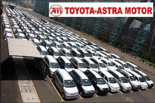Lowongan Kerja Karyawan PT Toyota-Astra Motor (TAM) | Posisi: Officer Development Program (ODP), Staff Development Program (SDP), University Leadership Internship Program (TULIP)