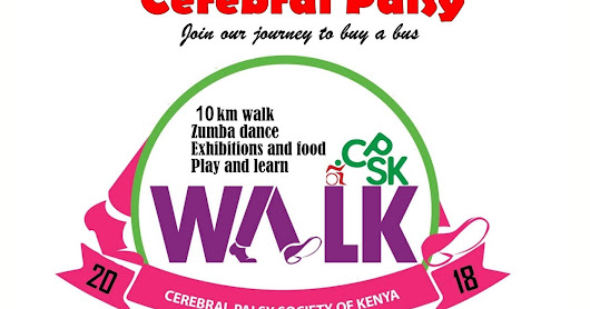 The 2018 CPSK Cerebral Palsy Charity Walk