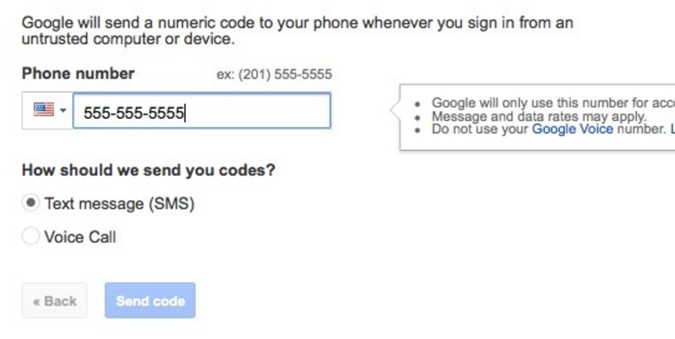 how to bypass google verification code - a lot of accounts
