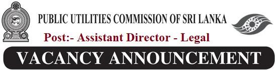 Assistant Director - Legal