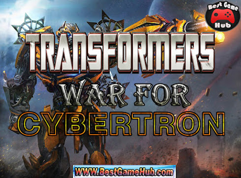 Transformers War for Cybertron Full Version PC Game Free Download
