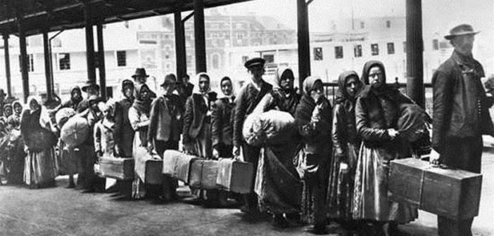 Αποτέλεσμα εικόνας για ελληνες μετανάστες αμερική καναδας αυστραλία