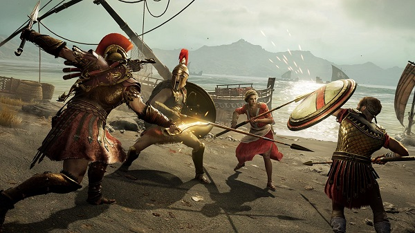 لعبة Assassin's Creed Odyssey تتيح الأن إمكانية تصميم مهمات خاصة بك ! إليكم التفاصيل..