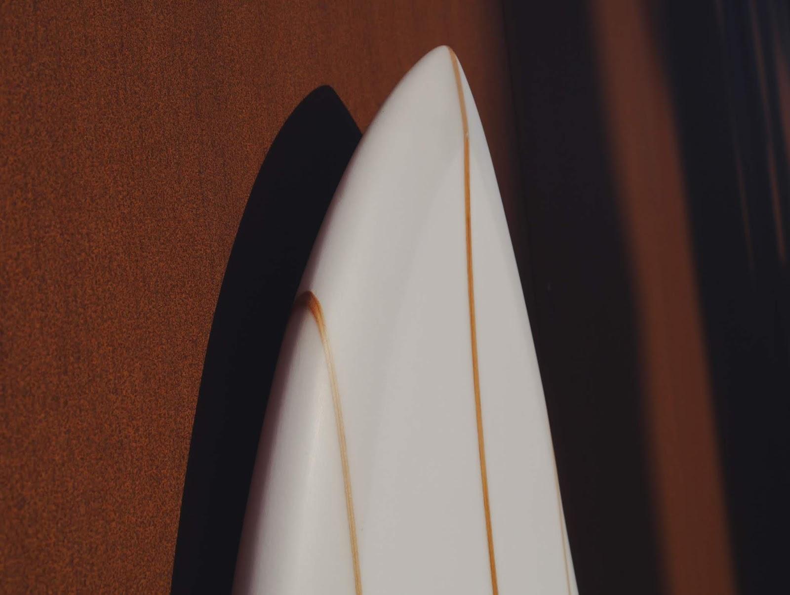 surfinestate surf Hossegor France shop culture Arecibo twinfin channel shape handshape triplestringer usblanks Arthur Nelli Vincent Lemanceau