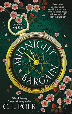The Midnight Bargain by C.L. Polk book cover