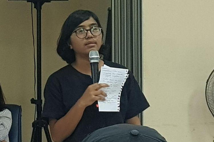 Fadjroel Saran Mahasiswa ke MK Saja, Asfinawati: Kenapa Dulu Orba Anda Demo Juga?
