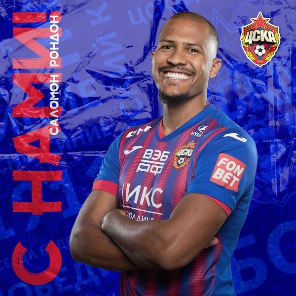 Oficial: CSKA Moscú, firma cedido Rondón