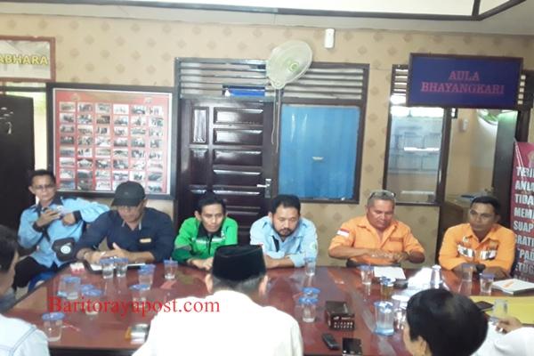 Warga Desa Murutuwu Deadline 3 Hari Kepada Perusahaan Pengguna Jalan Pertamina Tuntut Hak Tanahnya