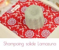 shampoing solide au pin Sylvestre Lamazuna
