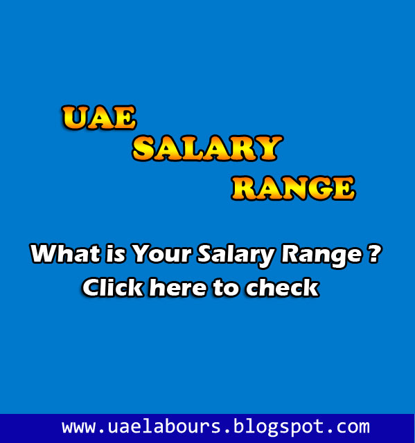 What Is The Salary Averages In UAE Dubai Range Abu Dhabi Limit