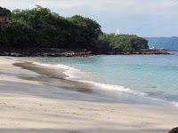 Objek Wisata Pantai Bias Tugel Kecamatan Karangasem Bali