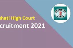 Gauhati High Court Recruitment 2021   08 Stenographer & Judicial Assistant Posts