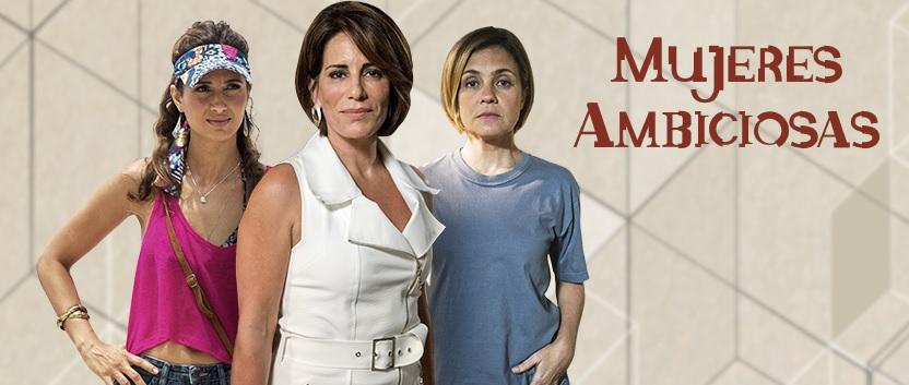Mujeres Ambiciosas