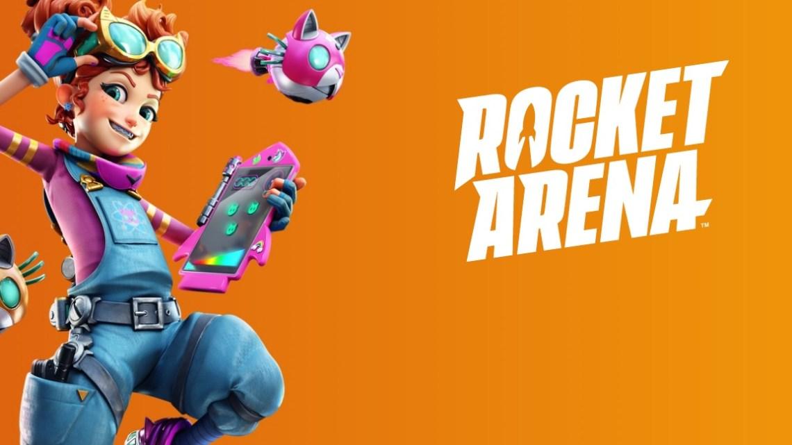 Ya Está Disponible La Temporada 1 De Rocket Arena + Fin De Semana Gratuito