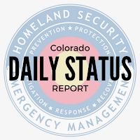 Colorado Daily Stauts Report image