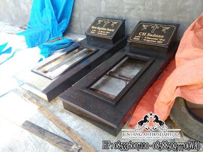 Makam Kristen Modern, Makam Kristen Minimalis, Makam Granit Kristen