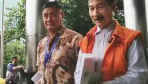 Terpidana perkara suap proyek Masjid Agung Solok di eksekusi ke Sukamiskin Bandung