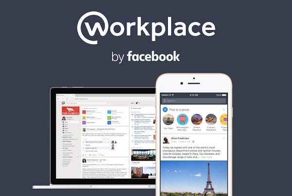Facebook Resmi Luncurkan Situs Jejaring Sosial Terbaru , Workplace