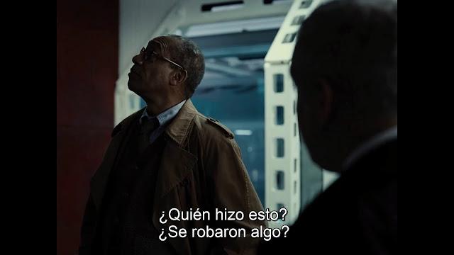 La Liga de la Justicia de Zack Snyder 720p latino
